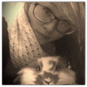 Me and my bunny